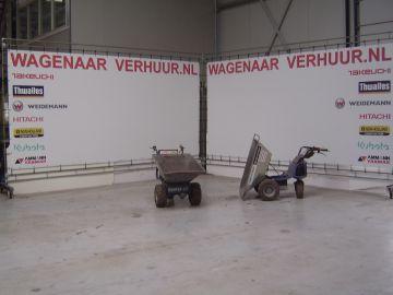 Elektro kruiwagens