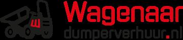 Logo Wagenaar Dumperverhuur